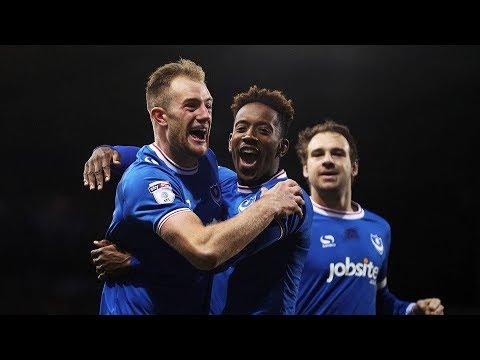 Highlights: Portsmouth 1-0 Bury