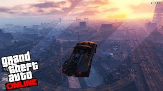 COMMENT FAIRE VOLER UNE VOITURE ?!! #13 - GTA V  ( ft Furious Jumper )