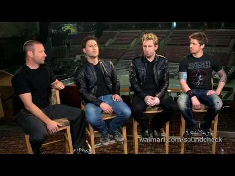 Nickelback Interview April 2012