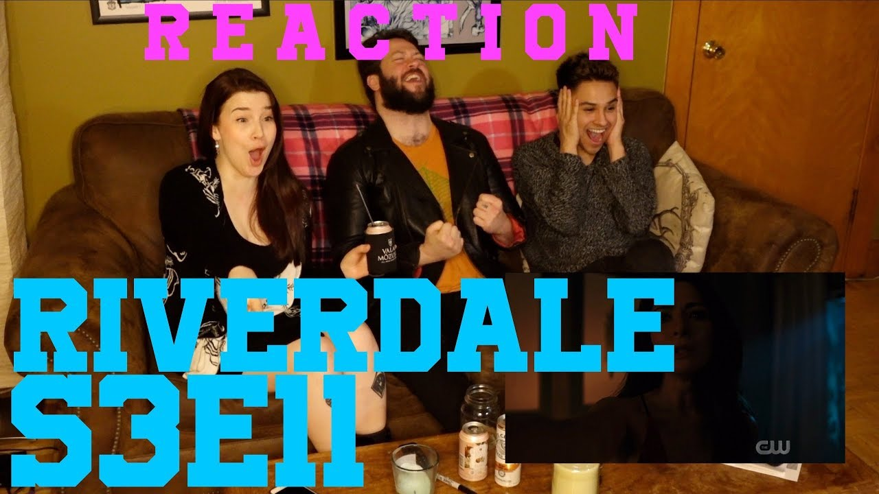 """Download Riverdale REACTION S3E11 """"The Red Dahlia"""""""