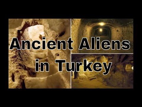 👽Ancient Aliens in Turkey #1 ancient alien site 👽☝📹