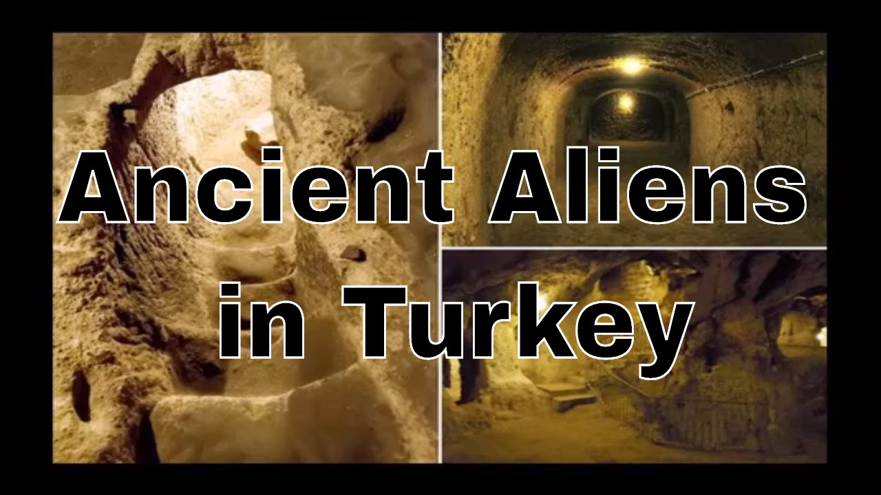 Ancient Aliens in Turkey #1 ancient alien site 👽☝📹 - YouTube  Ancient Aliens ...