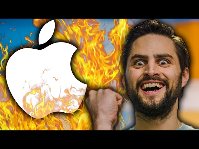 Apple's Reign is OVER!