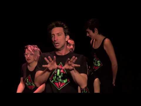 Les Acides au Festival 2017 des 12h d'impro de Toulouse, improvisation théâtrale