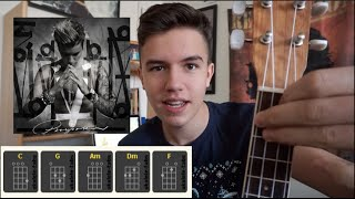 Love Yourself Ukulele Tutorial
