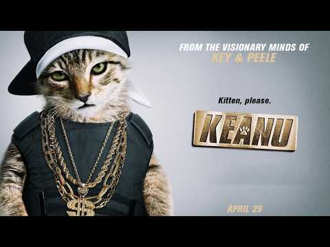 Trailer Music Keanu Red Band (Theme Song) - Soundtrack Keanu Red Band