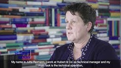 Hubert & Co – effiziente Inline-Buchproduktion