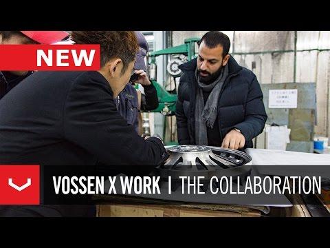 """Vossen x Work Wheels   """"The Collaboration"""""""