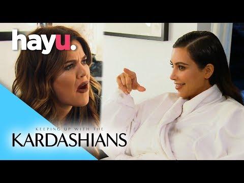Kimye Bathroom Baby-Making   Keeping Up With The Kardashians