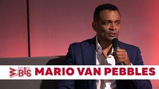 Mario Van Pebbles is