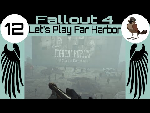 FALLOUT 4 ◄  Let's Play Far Harbor [12] ► I'd do everything for some caps