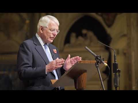 Westminster Abbey Institute - The One People Oration 2017: The Responsibilities of Democracy