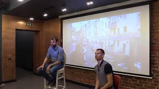 Обсуждение фильма «Ильенков» в Александрийской библиотеке