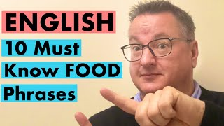 10 Must Know FOOD Phrases   SD 480p