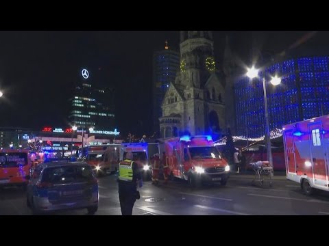What You Can Do To Stay Safe In A Berlin-Style Attack
