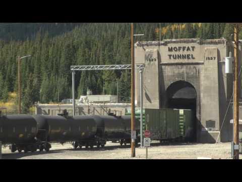 A Moffat Tunnel Visit! Colorado, 9/22/16