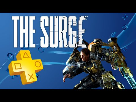 The Surge - Games With PS Plus April 2019 |