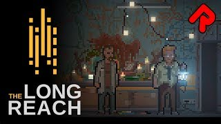 The Long Reach gameplay: Scary Pixel-Art Adventure! (PC, Switch, PS4, Xbox One, PSVita, Mac game)