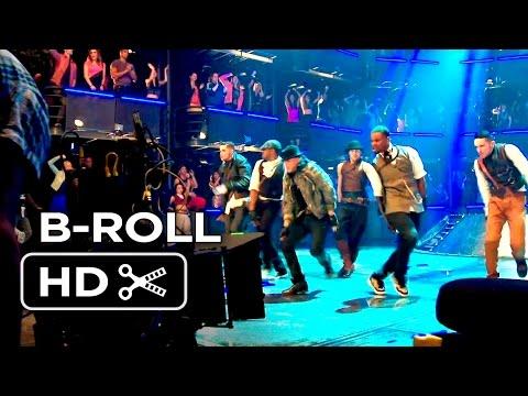 Step Up: All In B-Roll (2014) - Alyson Stoner, Briana Evigan Dance Movie HD