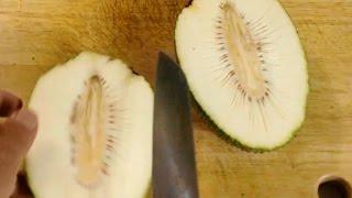 パンの木の実を 美味しく食べる方法!
