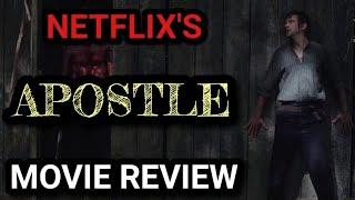 Apostle (2018)   Movie Review - Netflix Original Horror
