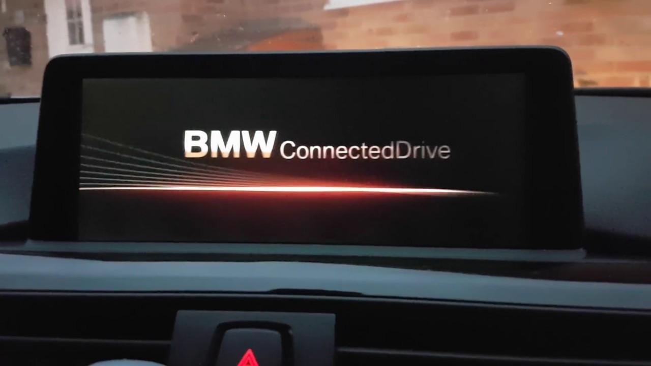 BMW F31 idrive Reboot in the morning Idrive major fit