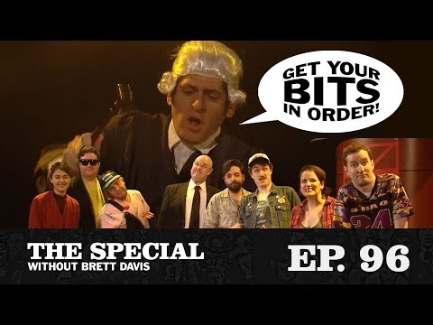 "The Special Without Brett Davis Ep. 96: ""Get Your Bits In Order!"" with Landlady"