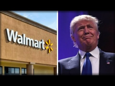 WALMART JUST CAVED IN TO TRUMP WITH HISTORIC ANNOUNCEMENT THAT MADE 10,000 AMERICANS CHEER!