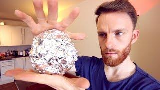 Incredible Magic With Tin Foil! | Steven Bridges