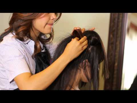 How to Put a Booster in Your Hair : Tress to Impress