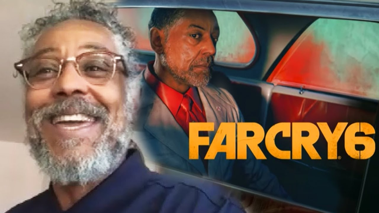 Giancarlo Esposito Talks Antón Castillo & Far Cry 6