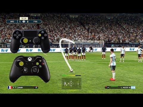 PES 2019 FREE KICK TUTORIAL | Xbox & Playstation | HD 1080p Mp3