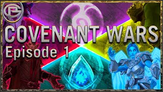 Covenant Wars!: Ep1 - Kyrian vs Venthyr