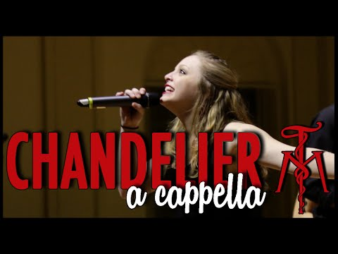 Chandelier sia twisted measure a cappella youtube chandelier sia twisted measure a cappella youtube mozeypictures Image collections