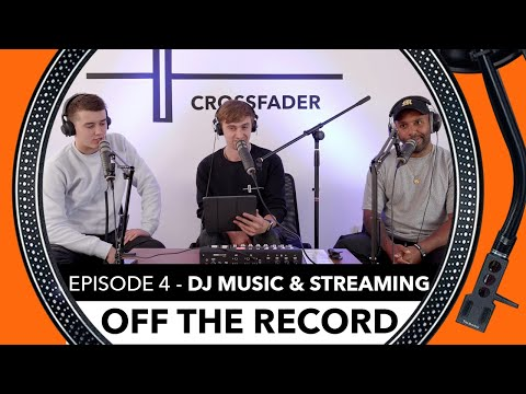 DJ Music, Streaming & Record Pools - Off The Record - The DJ Podcast - Ep.4