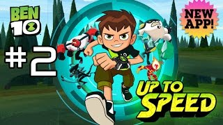 Ben 10 Up to Speed Android/Gameplay #2