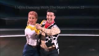 Paige VanZant and Mark Ballas - Quickstep
