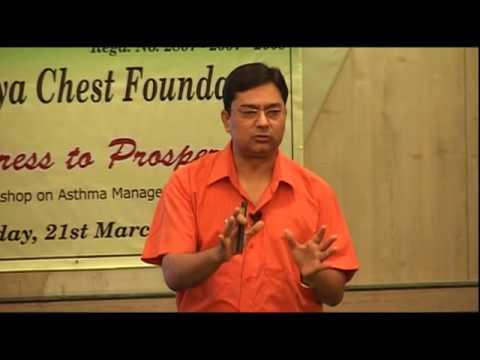 asthma presentation of Dr. Suryakant KGMU Lucknow