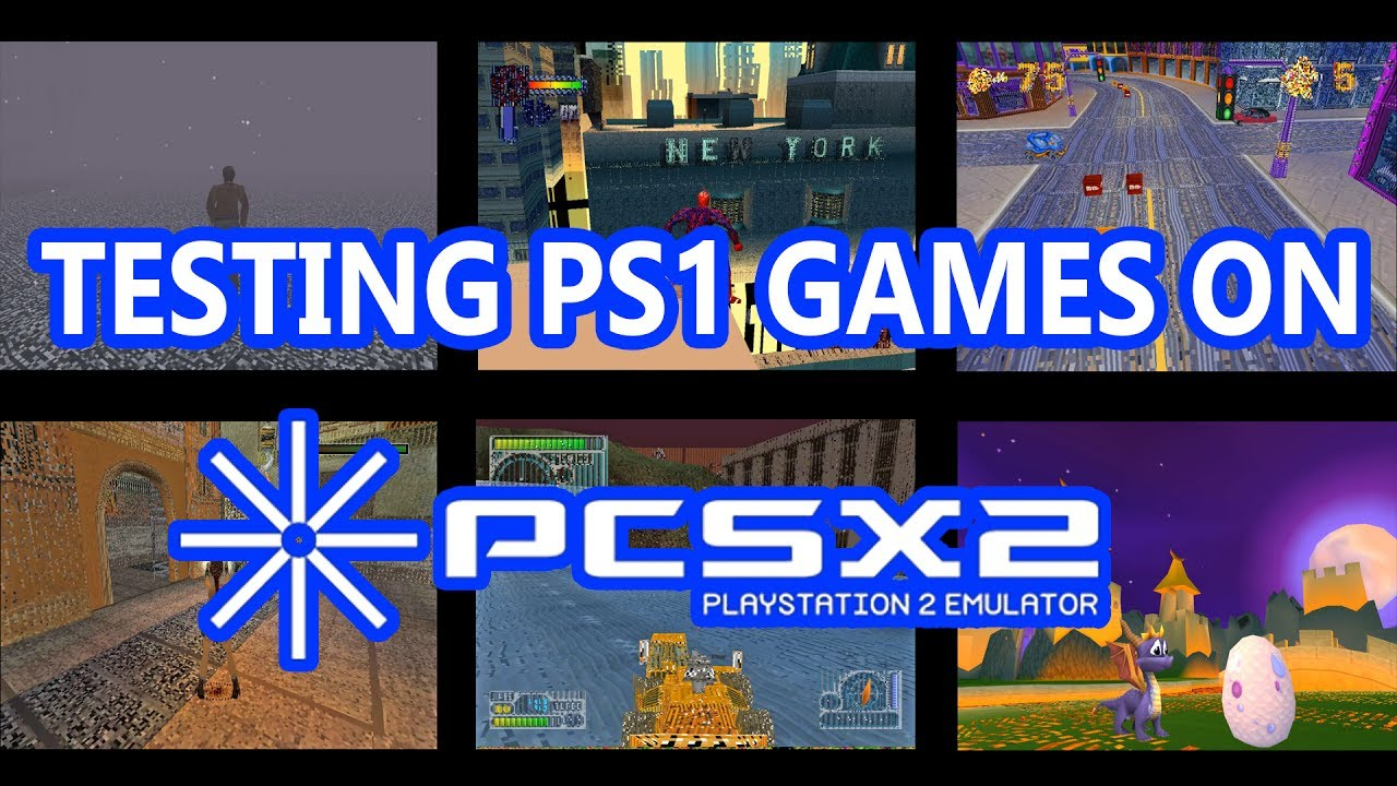 giochi pcsx2