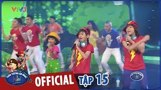 vietnam idol kids 2017 - gala trao giai - top ca - here to win