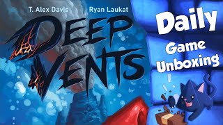 Deep Vents - Daİly Game Unboxing