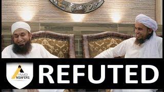 Tariq Jameel and Tariq Masood Exposed - Imam Mahdi Has Come (Ahmadiyya)