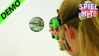 Cyber Strike Slime Control X-stream Splace Toys Schleim und Glibber Pistole demo
