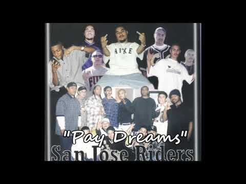 "RayDogg, Mello, Sic Jay & Jenn - ""Pay Dreams"" [1999 San Jose, CA] Rap G-Funk ¤DoPe¤"