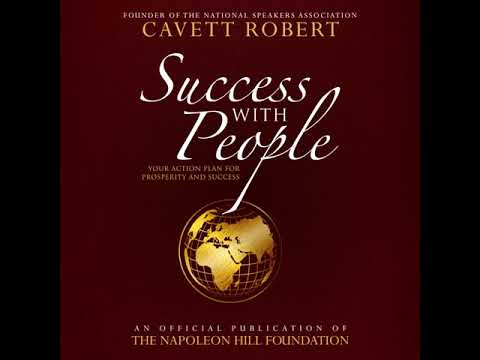 Free Audiobook Sample - Success With People, Official Publication of The Napoleon Hill Foundation