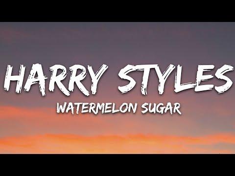 Harry Styles - Watermelon Sugar (Lyrics)
