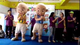 "Proactive Kids season 8 - upin ipin ""goyang sahabat"""