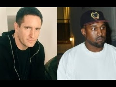 Trent Reznor Accuses Kanye West of 'Ripping Off' NIN's Tour Production Mp3