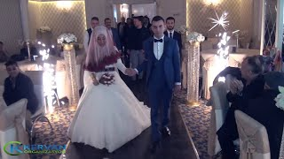 İlahili Düğünde Gelin Damat Girişi  2020 Kervan Organizasyon  Aina Düğün Salonu  Kamil Avcı