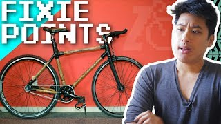 Fixie Points: D.I.Y. Bamboo Death Trap